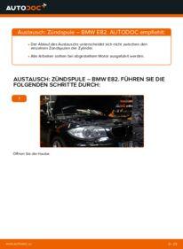 Wie der Wechsel ausgeführt wird: Zündspule beim BMW 1 SERIES