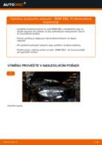 Online návod jak vyměnit Hlavni brzdovy valec na Nissan t31