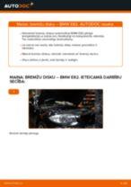 BMW 1. Sērija lietotāja rokasgrāmata