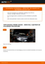 Aanbevelingen van de automonteur voor het vervangen van BMW BMW E82 123d 2.0 Interieurfilter