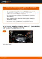 Reparatur- und Servicehandbuch für BMW F21