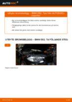 BMW 1-serie reparera bruksanvisning