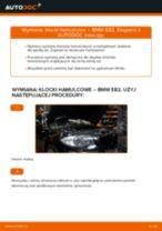 Montaż Zestaw klocków hamulcowych BMW 1 Coupe (E82) - przewodnik krok po kroku