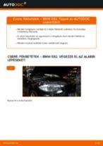 Online kézikönyv – saját kezű Mazda 6 GG Sedan Ködlámpa csere