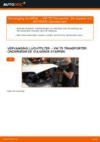 Leer hoe u de VW Luchtfilter kunt oplossen
