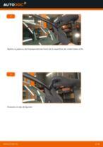 Cómo cambiar: escobillas limpiaparabrisas de la parte delantera - VW T5 Transporter | Guía de sustitución