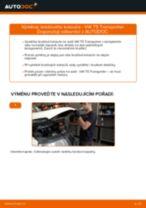 Příručka VW TRANSPORTER
