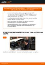 Μάθετε πώς να διορθώσετε το πρόβλημα του Δισκόπλακα μπροστινα και πίσω VW