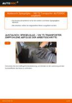 Reparatur- und Wartungsanleitung für MITSUBISHI ASX