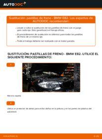 Cómo realizar una sustitución de Pastillas De Freno en un BMW 1 SERIES