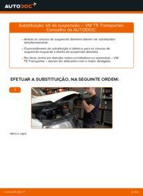 Como realizar a substituição do Amortecedor no VW ? Dê uma olhada no nosso guia detalhado e saiba como fazê-lo