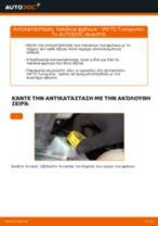 DIY εγχειρίδιο για την αντικατάσταση Κυλινδράκια τροχών στο CITROËN C3 2020