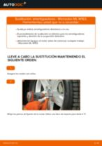 PDF manual sobre mantenimiento Clase ML