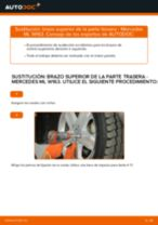 Manual de instrucciones MERCEDES-BENZ Clase ML