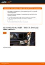 Cum să schimbați: filtru polen la BMW E46 | Ghid de înlocuire