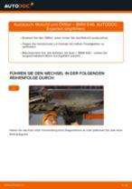 PDF Wechsel Tutorial: Motorölfilter BMW 3 Limousine (E46) Ersatz