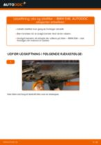 Udskift motorolie og filter - BMW E46 | Brugeranvisning