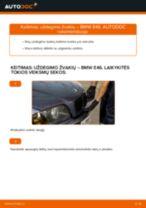 Pakeisti Uždegimo žvakė BMW 3 SERIES: instrukcija