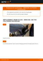 How to replace and adjust Accessory Kit, disc brake pads BMW 3 SERIES: pdf tutorial