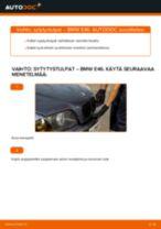 BMW 3-sarja vianetsintäohje