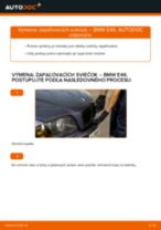 Ako vymeniť zapaľovacie sviečky na BMW E46 – návod na výmenu