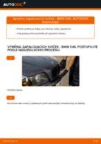 Jak vyměnit zapalovací svíčky na BMW E46 – návod k výměně