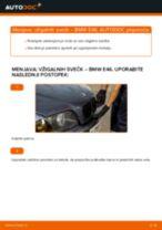 Kako zamenjati avtodel vžigalne svečke na avtu BMW E46 – vodnik menjave