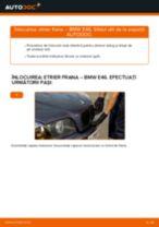Schimbare Etrier frana BMW 3 SERIES: pdf gratuit