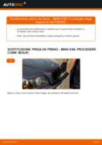 Come cambiare pinza de freno della parte anteriore su BMW E46 - Guida alla sostituzione