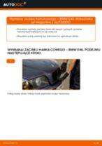 Jak wymienić zacisku hamulcowego przód w BMW E46 - poradnik naprawy