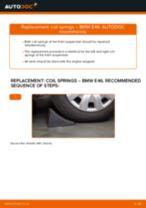 DIY manual on replacing MAZDA B-Series 2005 ABS Sensor