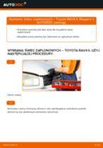 Kiedy wymienić Świece TOYOTA RAV 4 II (CLA2_, XA2_, ZCA2_, ACA2_): pdf poradnik