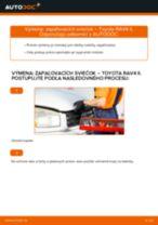 Príručka o výmene Horné Uloženie Tlmiča v CITROËN C6 2011 vlastnými rukami