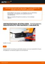 DIY εγχειρίδιο για την αντικατάσταση Ελαστικοί σωλήνες φρένων (μαρκούτσια) στο ALFA ROMEO 147 2010