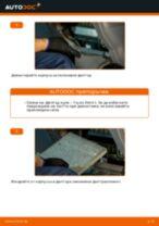 PDF наръчник за смяна: Филтри за климатици TOYOTA RAV 4 II (CLA2_, XA2_, ZCA2_, ACA2_)