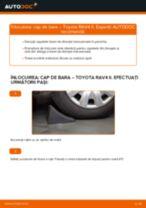 Cum să schimbați: cap de bara la Toyota RAV4 II | Ghid de înlocuire