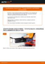 Come cambiare e regolare Ganasce Freno a Mano anteriore: guida gratuita pdf