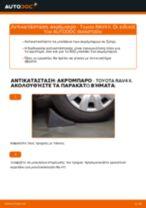 Πώς αλλαγη Βασεις μηχανης πίσω και εμπρος ALFA ROMEO BRERA - εγχειριδιο online