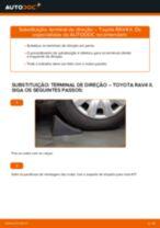 Recomendações do mecânico de automóveis sobre a substituição de TOYOTA Toyota Rav4 II 2.0 4WD (ACA21, ACA20) Rolamento da Roda
