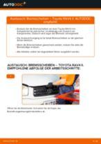 Montage Zahnriemensatz mit Wasserpumpe TOYOTA RAV 4 II (CLA2_, XA2_, ZCA2_, ACA2_) - Schritt für Schritt Anleitung