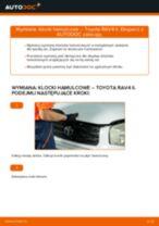 Wymiana Łożyskowanie, obudowa łożyska koła Mercedes W177: poradnik pdf