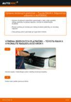Výmena Lanko Ručnej Brzdy Mercedes S211: tutorial pdf