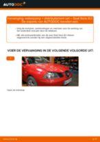 Tips van monteurs voor het wisselen van SEAT Seat Ibiza 6l1 1.4 16V Schokbrekers