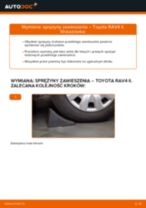 Instrukcja samodzielnej wymiany Tuleja Stabilizatora w AUDI A4 2020