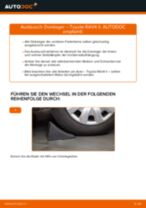 Empfehlungen des Automechanikers zum Wechsel von TOYOTA Toyota Rav4 II 2.0 4WD (ACA21, ACA20) Radlager