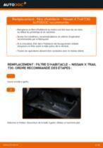 Changement Mâchoires De Frein avant et arrière Renault Scénic IV : guide pdf