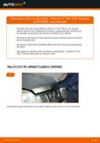 Manualul proprietarului și carte tehnică NISSAN