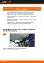 TRW DF7369 für X-TRAIL (T30) | PDF Handbuch zum Wechsel