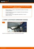 ALMERA I Hatchback (N15) felhasználói kézikönyv pdf