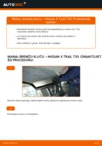 NISSAN apkopes instrukcijas pdf
